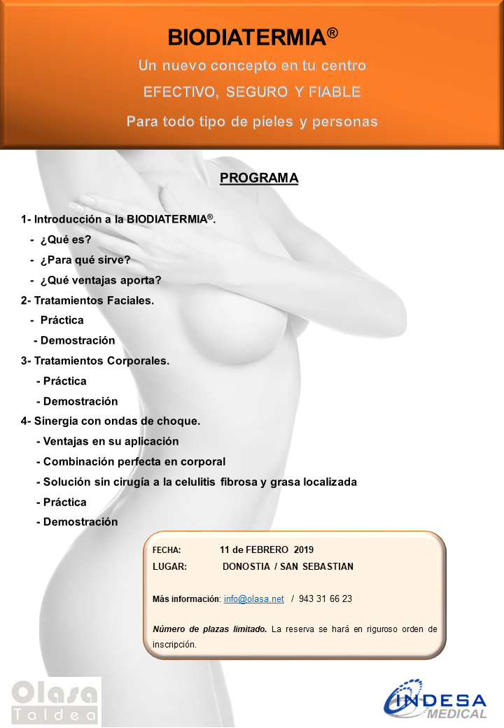 Programa Workshop Olasa